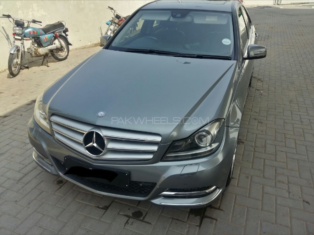 Mercedes benz c class c200 2013 for sale in lahore pakwheels for 2013 mercedes benz c class c350