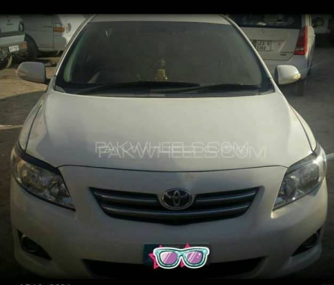 toyota corolla altis 1 8 2009 for sale in islamabad. Black Bedroom Furniture Sets. Home Design Ideas