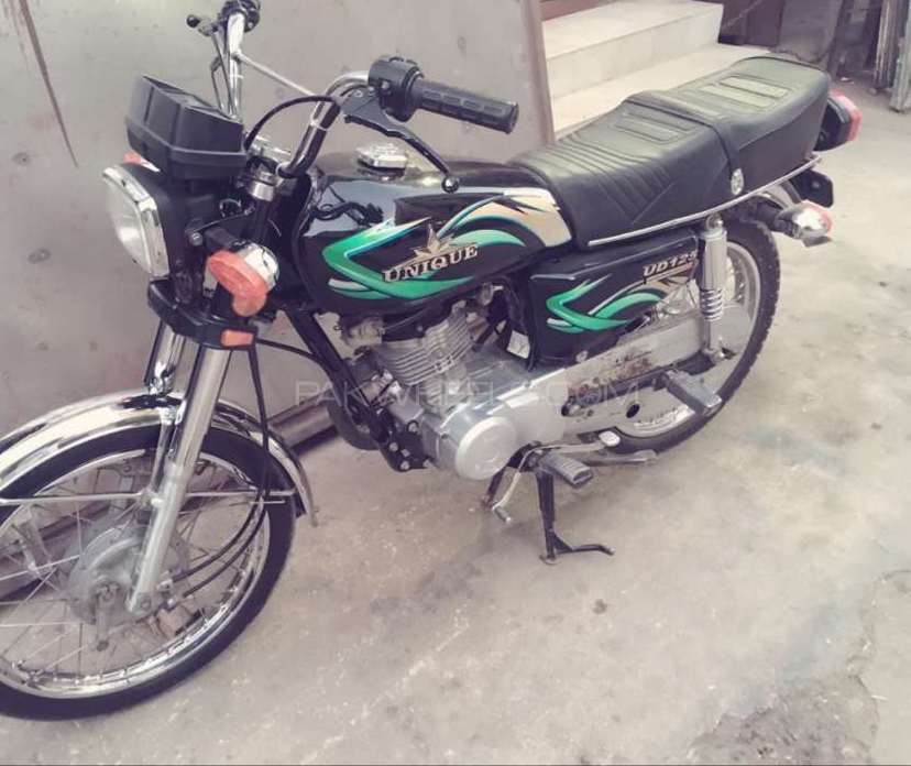 Olx Cars Rawalpindi Islamabad: Used Unique UD 125 2016 Bike For Sale In Karachi