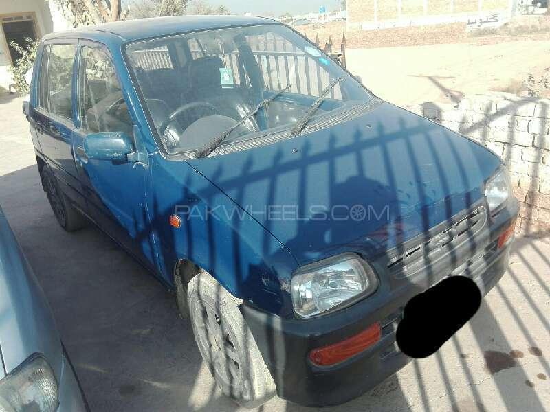 Daihatsu Cuore CX 1993 Image-1
