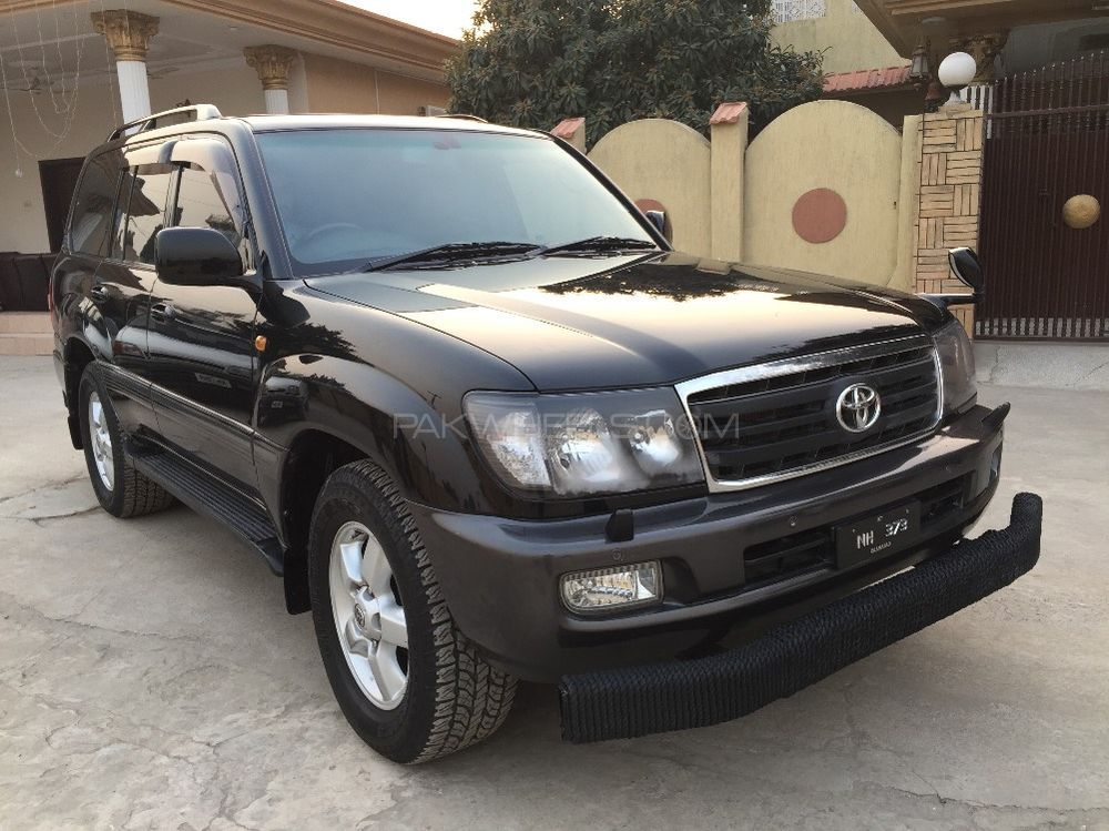 toyota land cruiser vx limited 4 2d 2006 for sale in islamabad pakwheels. Black Bedroom Furniture Sets. Home Design Ideas