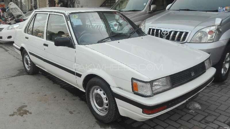 Toyota 86 G 1985 Image-1
