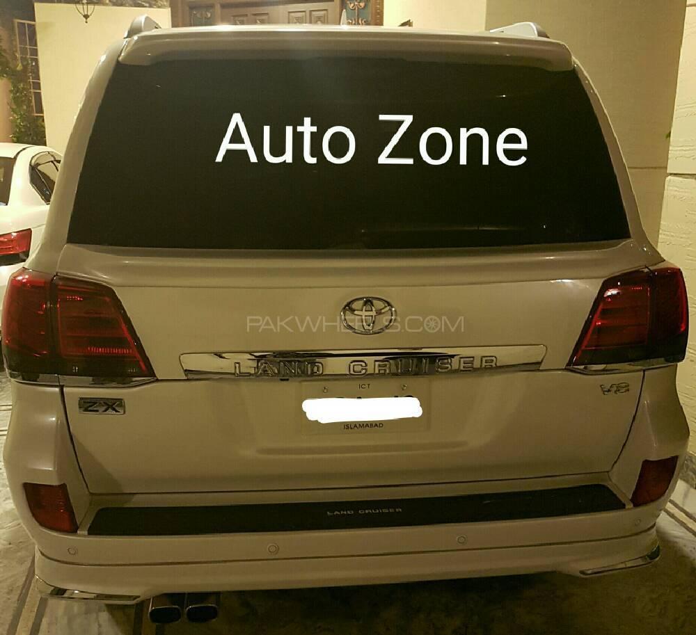 Toyota Land Cruiser ZX 2009 Image-1