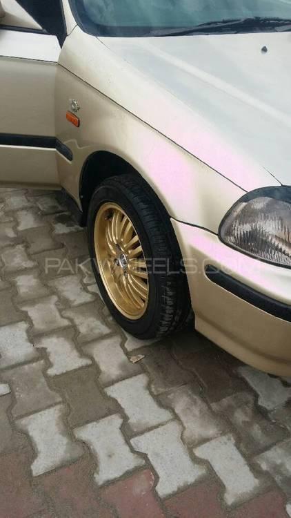 Honda Civic VTi Automatic 1.6 1999 Image-1