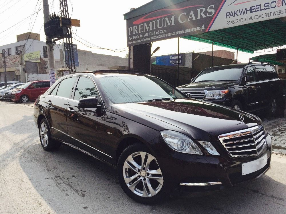 Mercedes benz e class e250 2012 for sale in lahore pakwheels for 2012 mercedes benz e class e350