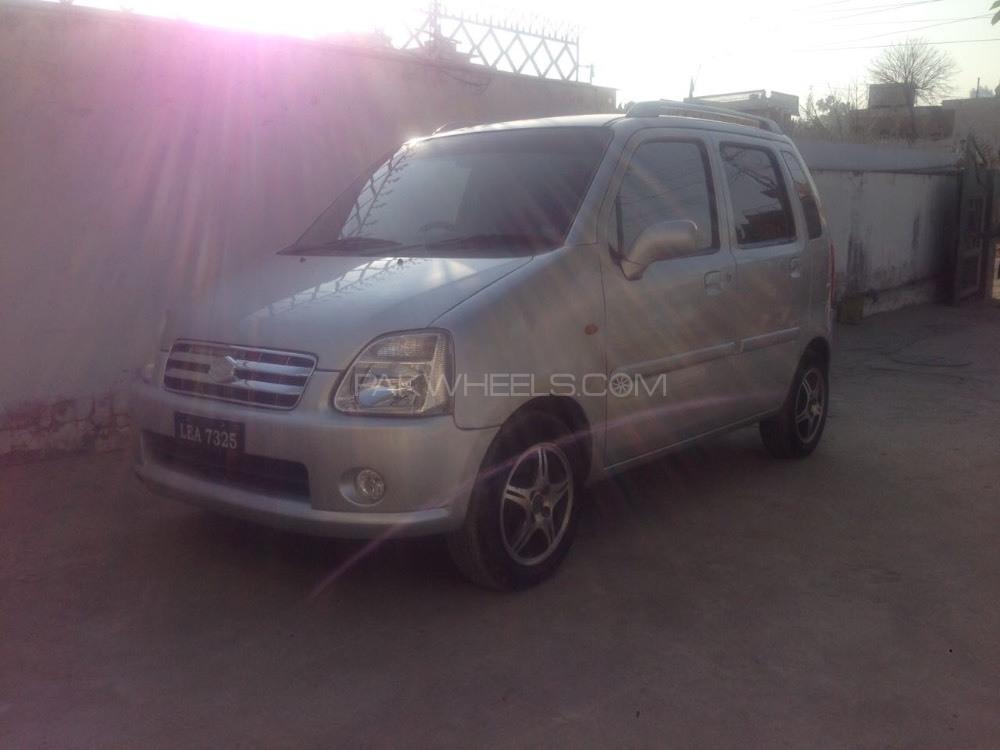 Suzuki Wagon R VX 2007 Image-1