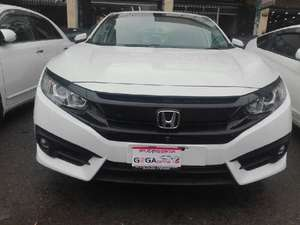 Honda Civic Turbo 1.5 VTEC CVT 2017 for Sale in Islamabad
