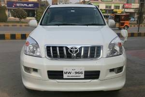 Toyota Prado TX Limited 2.7 2005 for Sale in Lahore