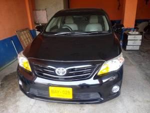 Toyota Corolla GLi 1.3 VVTi 2013 for Sale in Bahawalpur