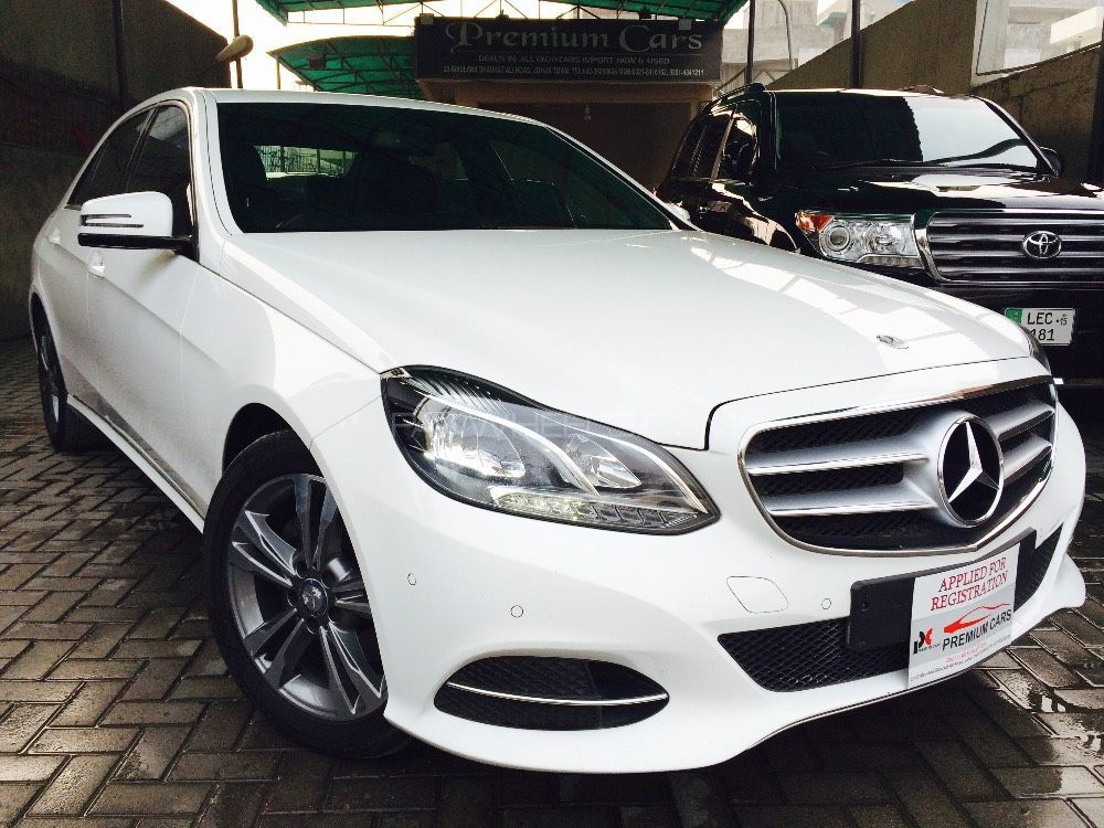Mercedes Benz E Class E300 2013 For Sale In Lahore Pakwheels