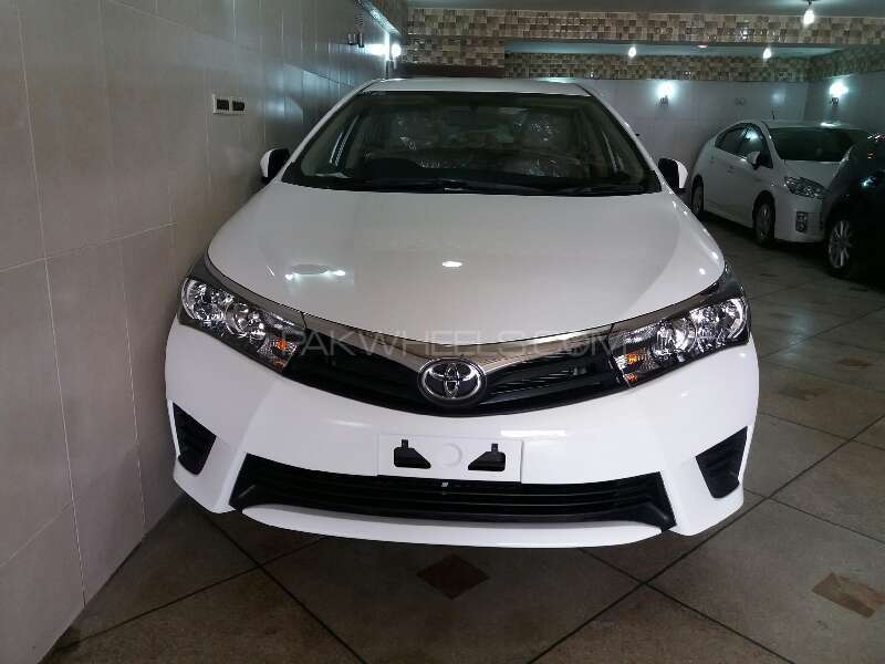 Toyota Corolla Altis Automatic 1 6 2017 For Sale In Lahore