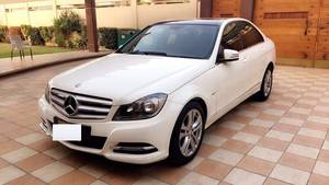 Mercedes Benz C Class C200 2011 for Sale in Karachi