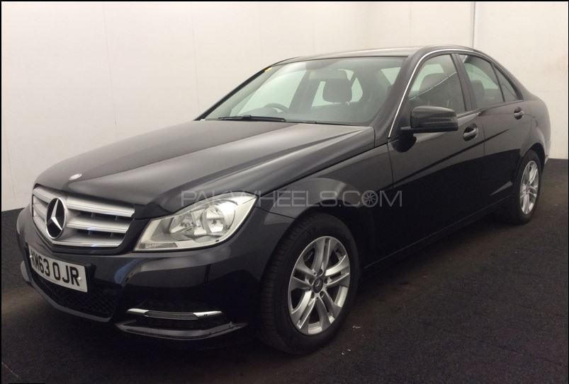 Mercedes benz c class c180 2013 for sale in rawalpindi for Mercedes benz house of imports service