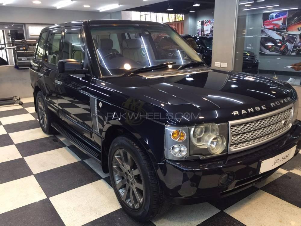 range rover vogue v8 auto cars. Black Bedroom Furniture Sets. Home Design Ideas