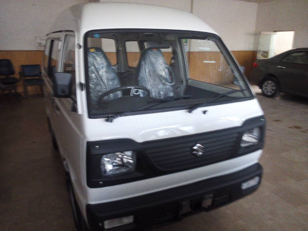Suzuki Bolan Cargo Van Euro ll 2017 Image-1