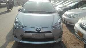 Toyota Aqua S 2014 for Sale in Karachi
