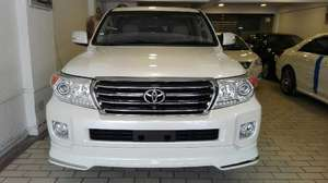 Toyota Land Cruiser AX G Selection 2012 for Sale in Karachi