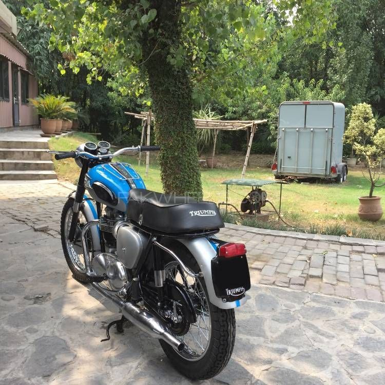 Used Triumph Bonneville T100 1961 Bike For Sale In Islamabad