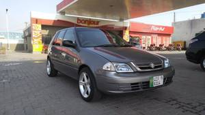 Suzuki Cultus EURO II 2015 for Sale in Lahore