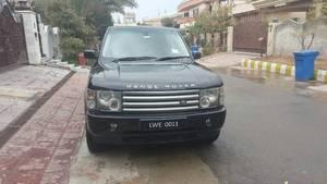 Range Rover Vogue 4.4 V8 2004 for Sale in Islamabad