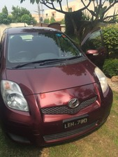 Toyota Vitz F Smile Edition 1.0 2010 for Sale in Lahore