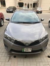Toyota Corolla GLi 1.3 VVTi 2016 for Sale in Rawalpindi