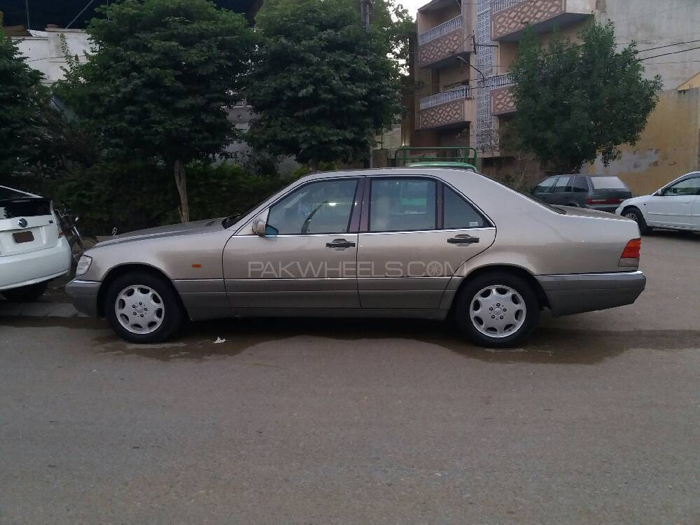 Mercedes Benz S Class S 320 1996 For Sale In Karachi