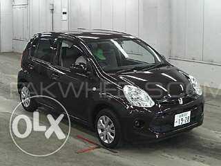 Toyota Passo X Kutsurogi 2014 Image-1