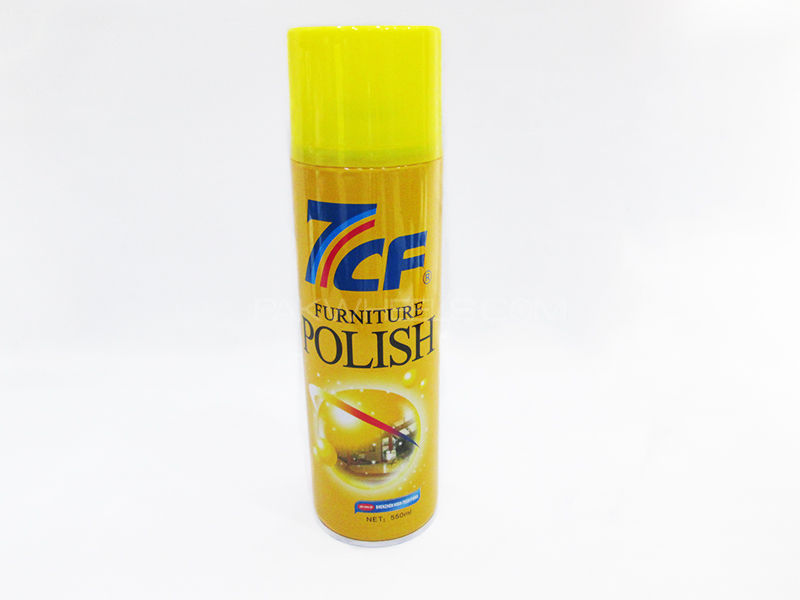 7CF Furniture Polish 550ml in Lahore