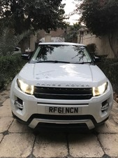 Range Rover Evoque Dynamic 2011 for Sale in Lahore