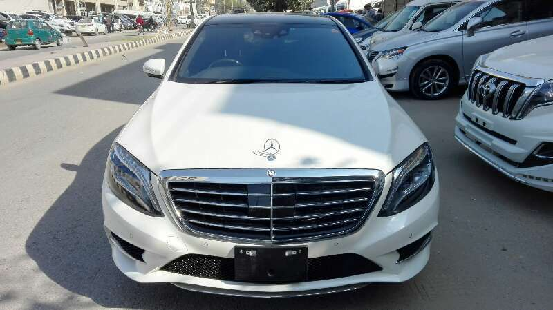Mercedes benz s class 2013 for sale in karachi pakwheels for 2013 mercedes benz s class s550