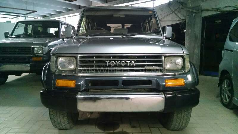 Toyota Prado 1992 For Sale In Karachi Pakwheels