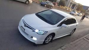 Honda Civic VTi 1.8 i-VTEC 2011 for Sale in Islamabad