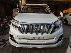 Toyota Prado TX Limited 2.7 2013 for Sale in Lahore