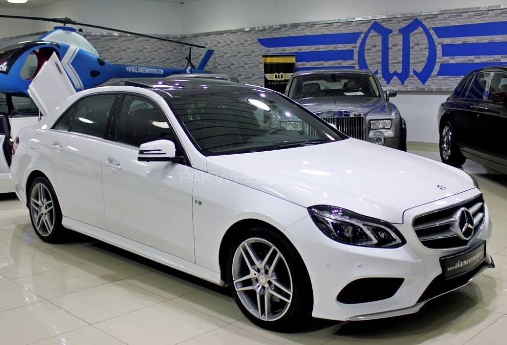 Mercedes benz e class e300 2014 for sale in islamabad for Mercedes benz e300 price