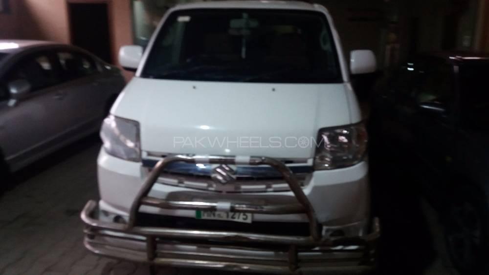 Suzuki APV GLX (CNG) 2012 Image-1