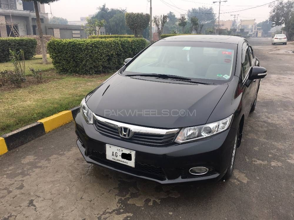 honda civic vti oriel prosmatec 1 8 i vtec 2013 for sale in faisalabad pakwheels. Black Bedroom Furniture Sets. Home Design Ideas