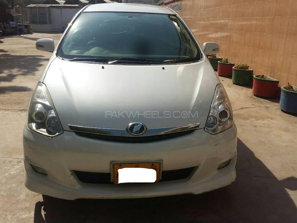 Toyota Wish 2006 Image-1