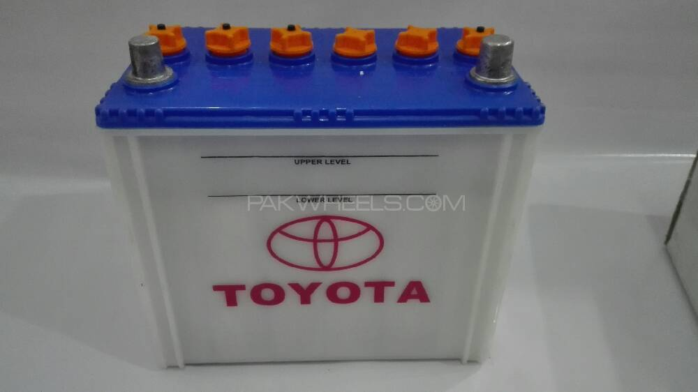 Battery Toyota Corolla Genuine -MC in Lahore