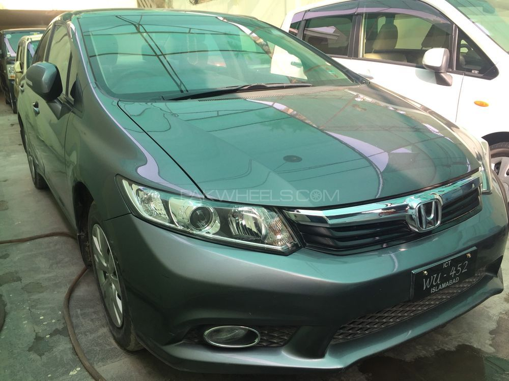 honda civic vti 1 8 i vtec 2012 for sale in lahore pakwheels. Black Bedroom Furniture Sets. Home Design Ideas