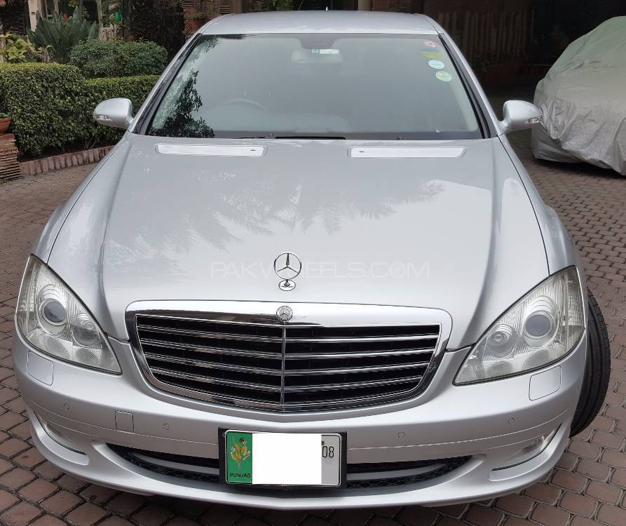 mercedes benz s class s350 2006 for sale in lahore pakwheels