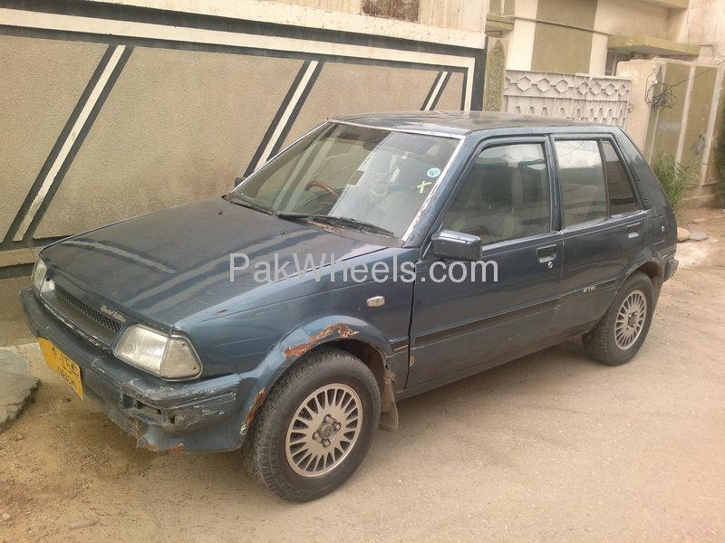 Toyota Starlet 84 For Sale In Karachi: Toyota Starlet 1987 For Sale In Karachi