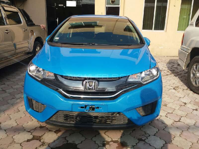 Honda Fit L Package 2015 Image-1