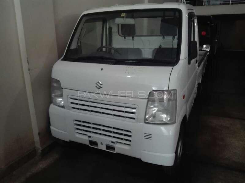 Suzuki Carry Standard 2011 Image-1