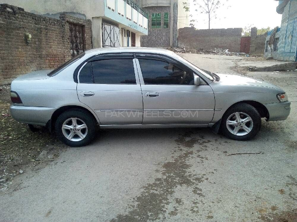Toyota Corolla D Limited For Sale In Mirpur AK PakWheels - 2001 corolla
