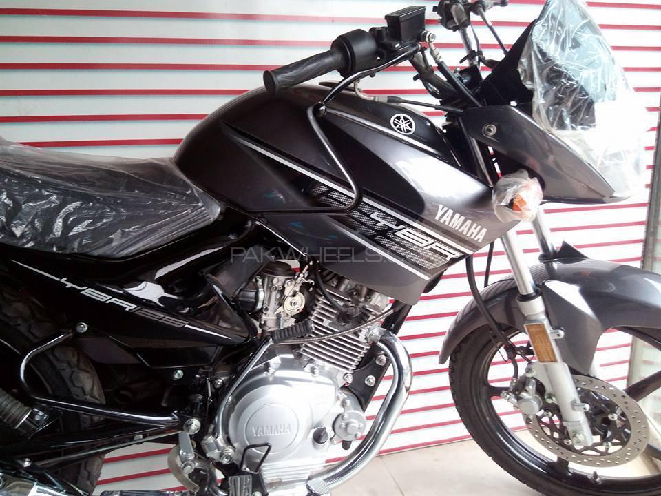 Yamaha Ybr Z