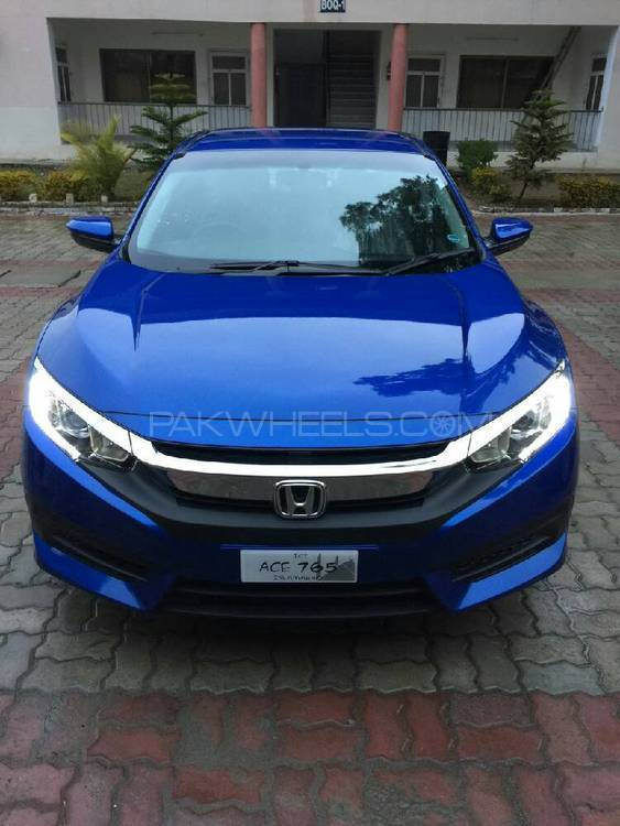 Honda civic 1 8 i vtec cvt 2017 for sale in islamabad for 2017 honda civic owner s manual