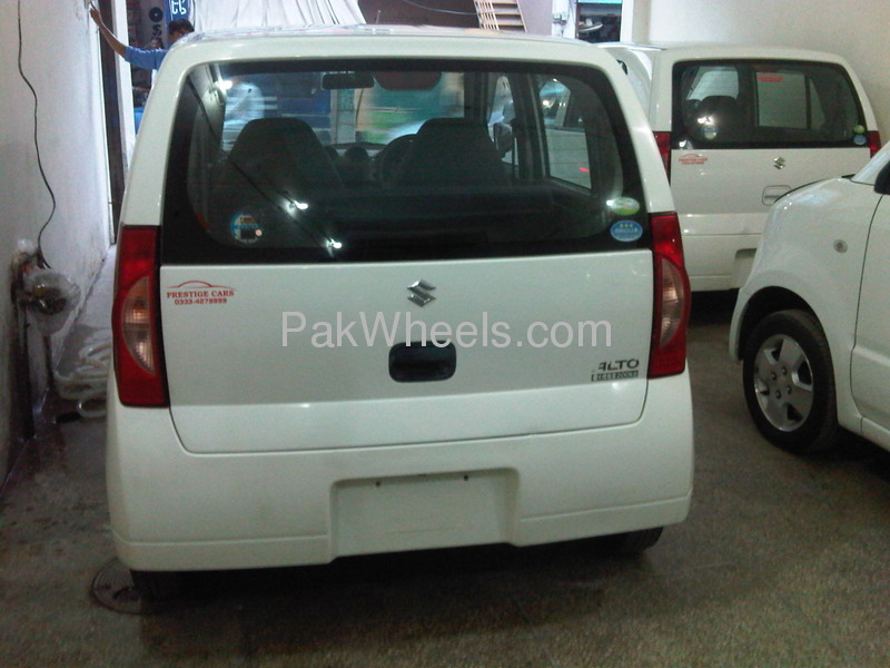 Suzuki Alto Cc Fuel Consumption