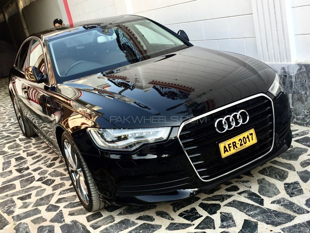 Audi A6 2.0 TFSI 2014 Image-1