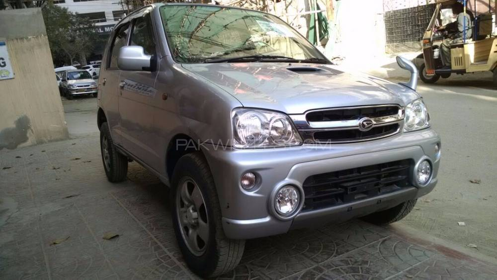 Daihatsu Terios Kid X 2011 For Sale In Karachi Pakwheels